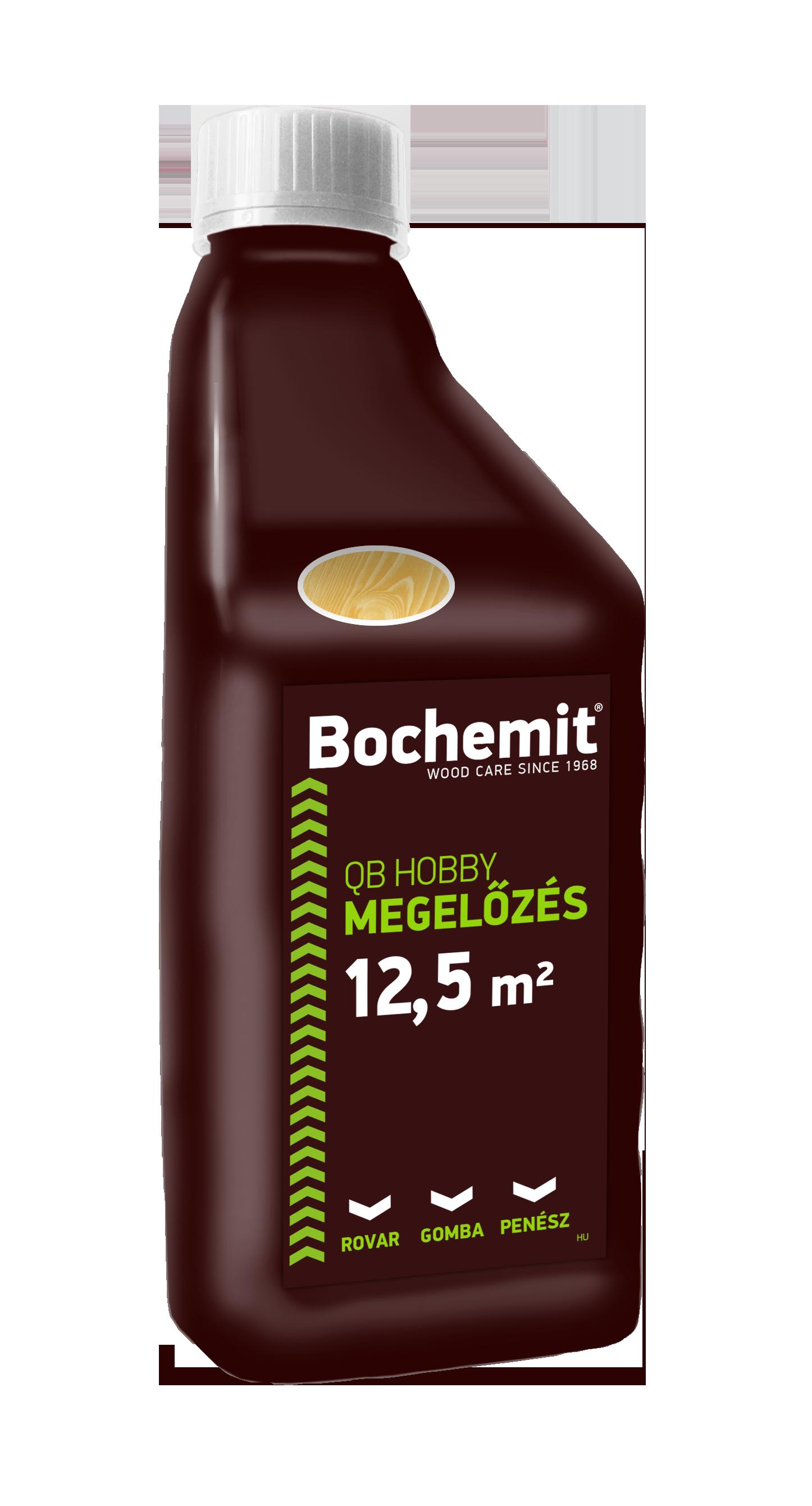 Bochemit QB hobby - színtelen 1 kg